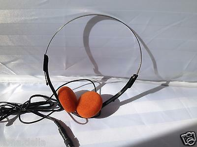 Headphone Marty Mcfly Back To The Future - Vintage