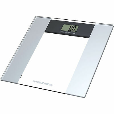 weight scales digital electric weighing 150kg glass bathroom scale LCD accurate