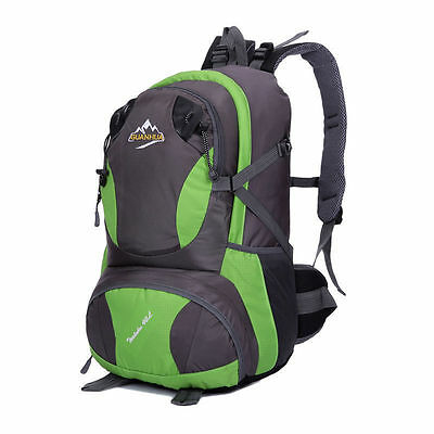 New 45 L Outdoor Camping Mountain Hiking Backpack Rucksack Bag Travel Sport