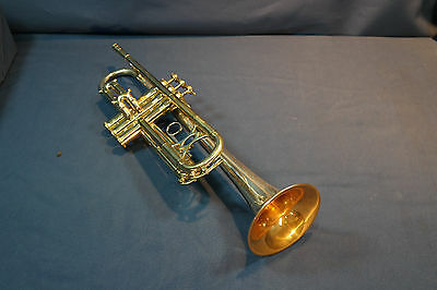 H. N. White Co. made in Cleveland King Silver Sonic Trumpet Sterling Silver
