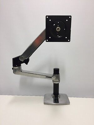 "Ergotron 45-241-026 LX Desk Mount LCD Monitor Arm For 20"" - 32"" Monitors"