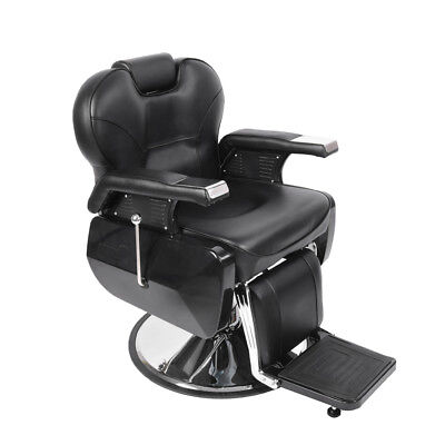 Quality Barber Chair Salon Hydraulic Reclining for Hairdressing Tattoo Shaving