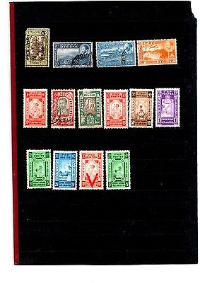 Ethiopia stamps x29 many mint