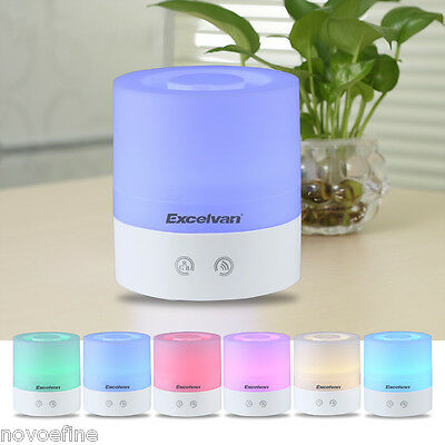 100ML Electric Ultrasonic Oil Essential Aroma Diffuser Humidifier Air Purifier