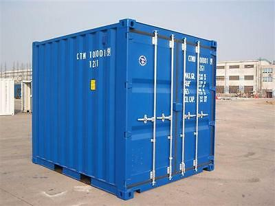 10ft Storage Container Hire/Rental - Available NATIONWIDE