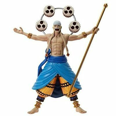 Banpresto One Piece SCultures Figure Colosseum Vol. 6 - Approx 6.5 God Enel