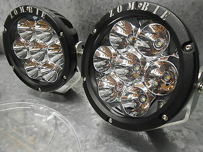 NEW Pair 7inch CREE LED Driving Lights Spot Light off road Replace HID 4X4