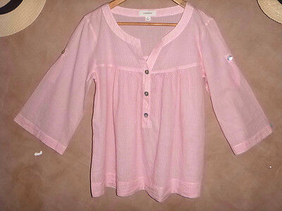Womensa Country Road 3/4 Sleeve Top Size M 10/12