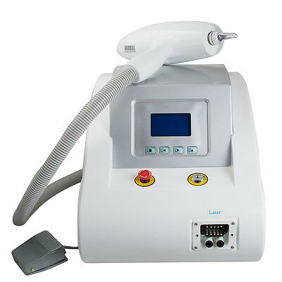 1* Solid-state Q-switch Nd: YAG Tattoo Eyebrow Pigment Removal Beauty Equipment