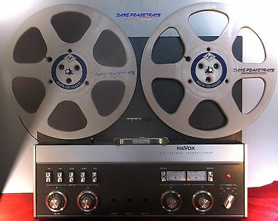 Revox A77   MkIV  1/2 Track (with onboard amps) Serviced + 60 Day Warranty