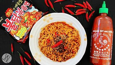 Spicy Noodles