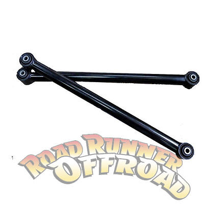 Heavy Duty Lower Control Traling Arms +11mm for Toyota Landcruiser 80 series