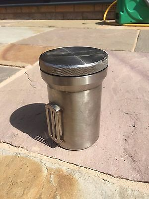 Custom Divers PLB Canister - Stainless Steel - safety SMB Keys