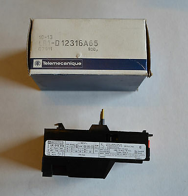 Telemecanique/lr1-d12316a65 Overload Relay / (Thermal Overload Relay) NEW/OVP