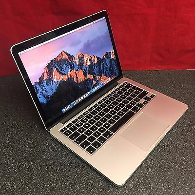 "Apple MacBook Pro - 13"" Iris 250GB Flash 2.4GHz i5 8GB RAM (Late 2013 - A1502)"