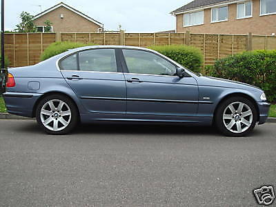 BMW 3 series (E46) 323i - Spares or Repairs (Final Price Reduction)