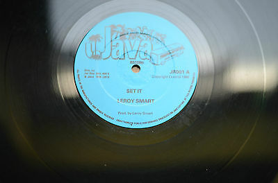 Get It Leroy Smart Java Records  VG+