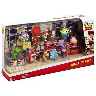 Toy Story - Minis Figures (Pack of 10)