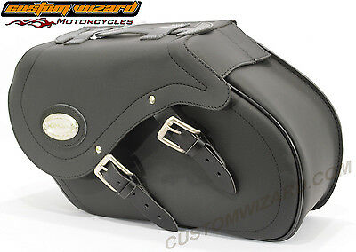 Triumph Rocket 3 Click Lock Quick Detachable Saddlebags Panniers Side Bags