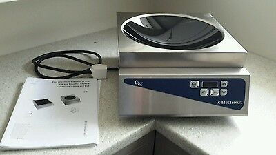 Electrolux LIBERO Induction WOK commercial induction hub/ wok
