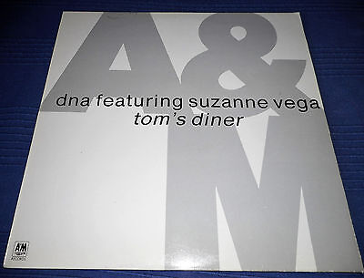 Maxi-Single DNA Feat. Suzanne Vega  - Tom´s diner