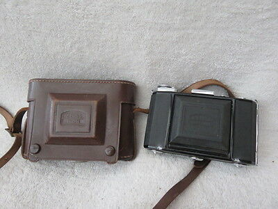 Vintage Zeiss Ikonta Ikonta 521/16 Folding Camera For Spares Repair