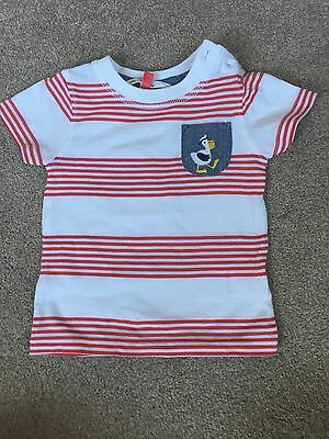 John Lewis Baby Boy's Short Sleeved Shirt