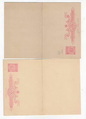 6 Assorted Postcards - South Australia Postal Stationery ~  #109468