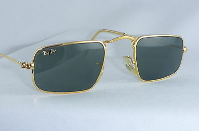Ray Ban USA B&l W0982 classic collection IV Arista Gold vintage sunglasses