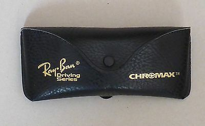 Mint Ray Ban USA B&L Vintage Chromax Driving Series Etui sunglasses case WieNeu