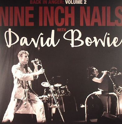 NINE INCH NAILS with DAVID BOWIE - Back In Anger: Volume 2 - Vinyl (2xLP)