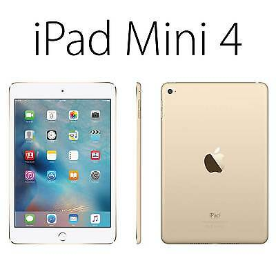 Tablet Apple iPad Mini 4 A1538 16 GB Dorado Usado | C