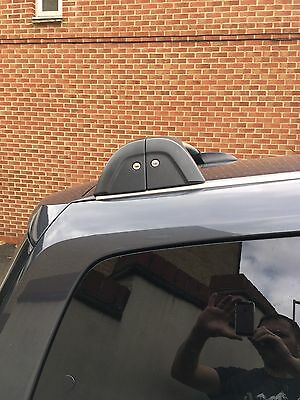 Genuine Ford Galaxy Roof Bars/Cross Bars Moveable