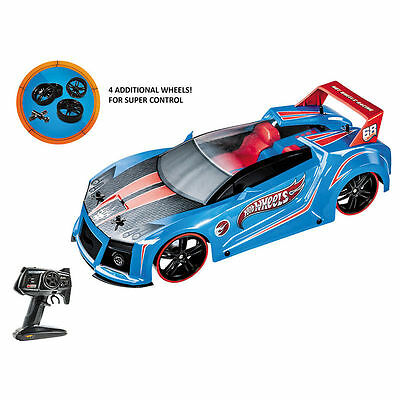 Coche radio control Hot Wheels Drifting Action
