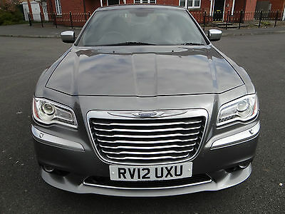 2012 Chrysler 300C Executive 3.0 Crd Diesel Auto Grey New Shape Only 35K Miles