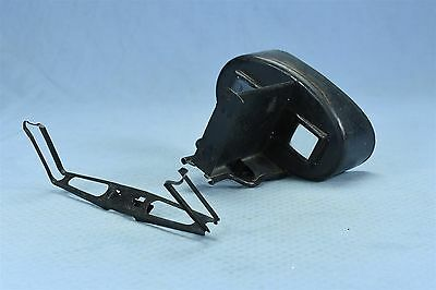 Vintage METAL STEREOSCOPE VIEWER SLIDE HOLDER PARTS ONLY REPAIR REFURBISH #03913
