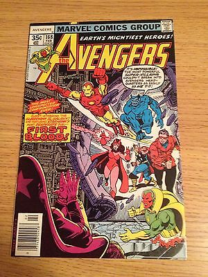 Marvel Avengers #168. Guardians Of The Galaxy Team Up
