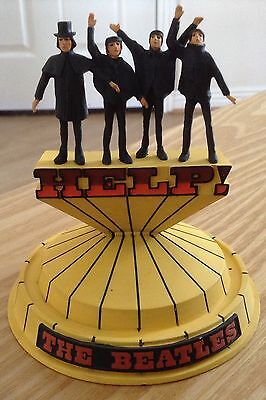 Franklin Mint The Beatles Help! Model - Limited Edition - No Glass Dome