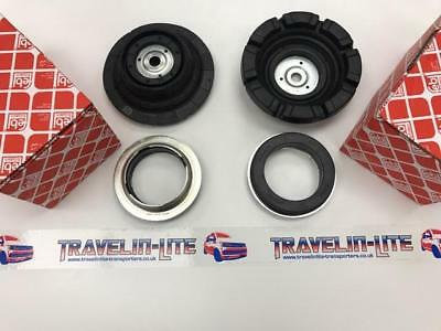 VW T5 T5.1 Transporter Top Mounts Pair Febi Bilstein Best Quality Available NEW