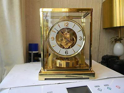 Jaeger-Lecoultre Atmos Clock 526 In Good Working Order Just Serviced