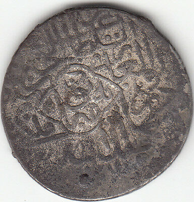 Medieval Silver Coin , Islamic, Middle East, Wt= 4.3 Gm Lot # 26