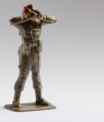 """Mixed selection of  some """"Crescent"""" Red Beret Toy Soldiers and other makes"""