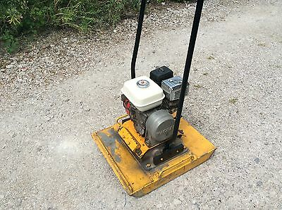 Whacker Plate Compactor - Pvp 75A.