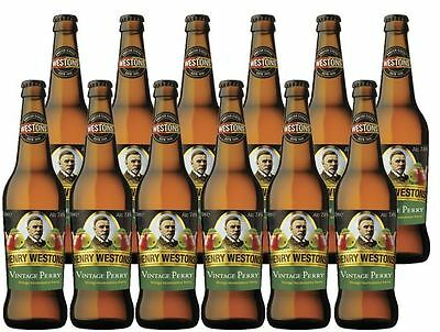 Henry Westons Vintage Perry 12 x 500ml