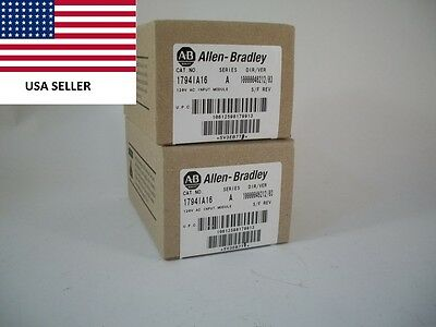 *Ships Today* Allen Bradley 1794-IA16 AB Flex 16 Point Relay Input 1A16 2016