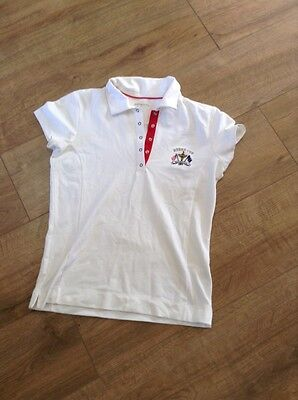 Genuine Valhalla Ryder Cup 2008 Ashworth T shirt Size XS