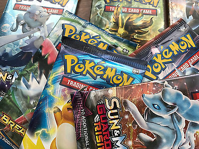 Pokemon Booster TCG CCG Choose Set & Quantity