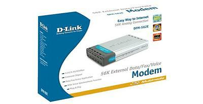 d-link 56K external data/fax/voice DFM-562E