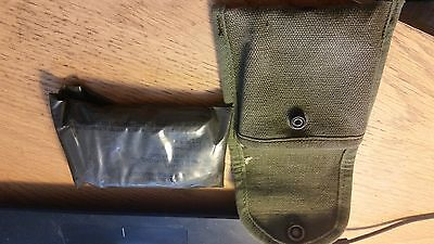 US Army First Aid/Compass Pouch