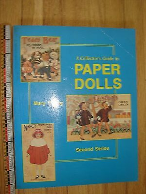 1984 Collector's Guide to Paper Dolls- SB